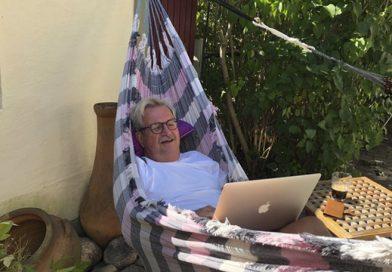 Webbkrönika – Vara social är mina ideal