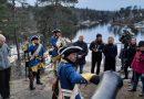 Karolinersoldater på Skogsö