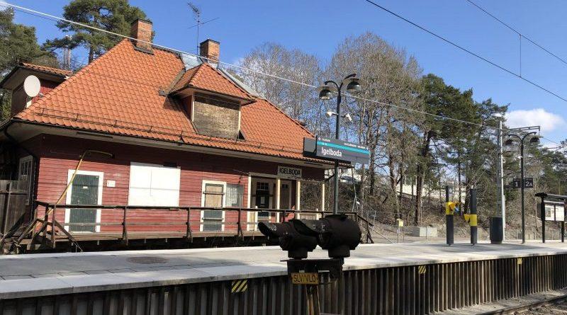 SL drar tillbaka rivningsansökan – stationshuset kan räddas