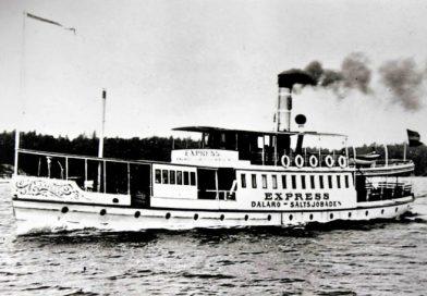 Älfvåg – Ångbåtsbiff ombord